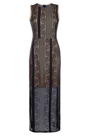 Платье Iska. Цвет: черный