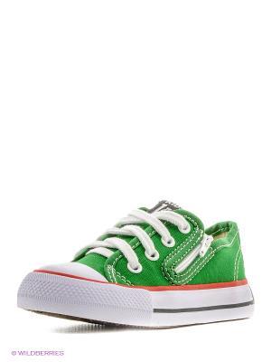 Кеды 4U. Цвет: темно-зеленый, серый, хаки