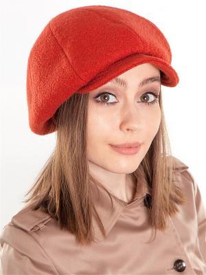Кепка LORICCI. Цвет: красный, оранжевый