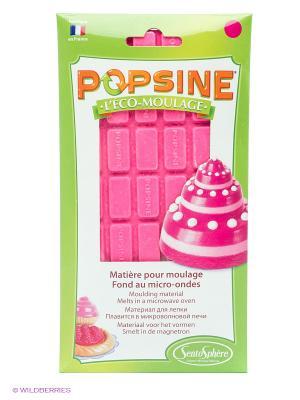 Дополнительный набор для творчества POPSINE, 110 г SENTOSPHERE. Цвет: розовый