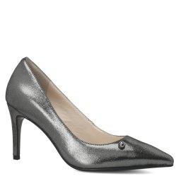 Туфли  C-862 темно-серебряный KISS MOON