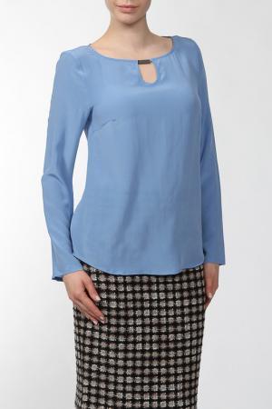 Блуза Ivo Nikkolo. Цвет: голубой