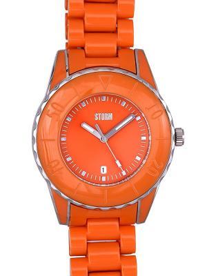 Часы STORM NEW VESTINE ORANGE 47027/O Storm.. Цвет: оранжевый