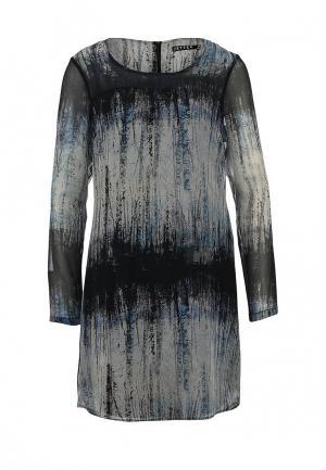 Платье Jette. Цвет: серый