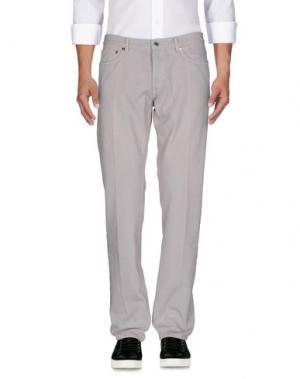 Джинсовые брюки M.GRIFONI DENIM. Цвет: розовый