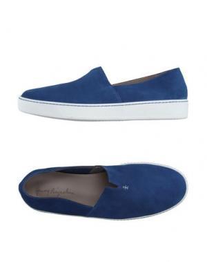 Низкие кеды и кроссовки HENRY BEGUELIN. Цвет: пастельно-синий