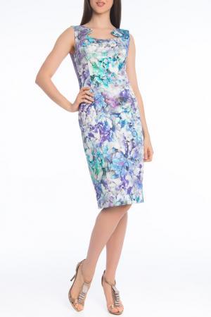 Платье MoNaMod. Цвет: фиолетовый