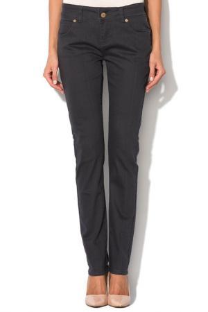 Брюки Versace Jeans Couture. Цвет: черный