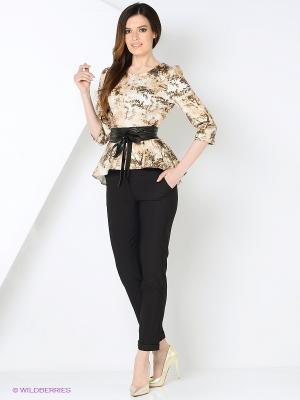 Комплект одежды TOPSANDTOPS. Цвет: бежевый, черный
