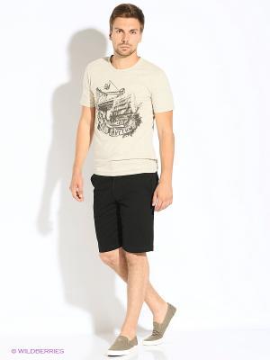 Шорты ЗАПОРОЖЕЦ Classic Shorts. Цвет: черный