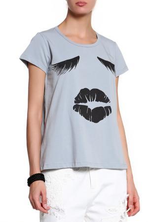 Туника Rocawear. Цвет: серый