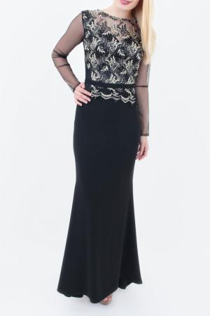 Платье Benedetta Fashion. Цвет: черный