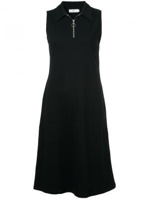 Платье Pier Vale. Цвет: чёрный