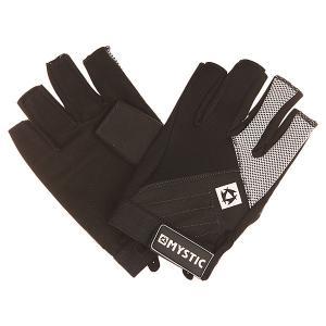 Перчатки (гидро)  Neo Rash Glove Assorted Mystic. Цвет: черный
