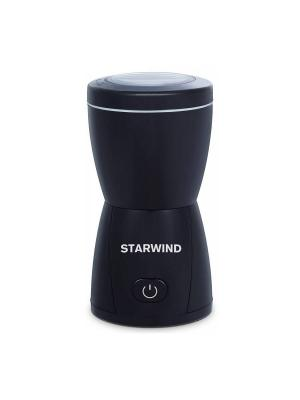 Кофемолка Starwind SGP8426, черный. Цвет: черный