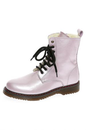 Ботинки Ciao Kids. Цвет: розовый