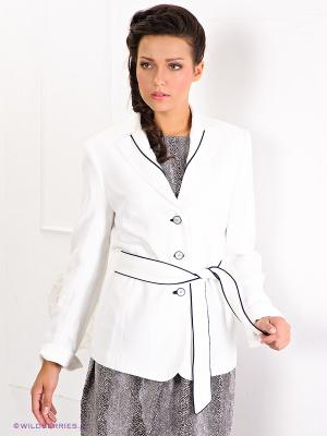 Пиджак Elegance. Цвет: белый, черный