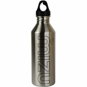Бутылка Для Воды MIZU. Цвет: stainless w black print
