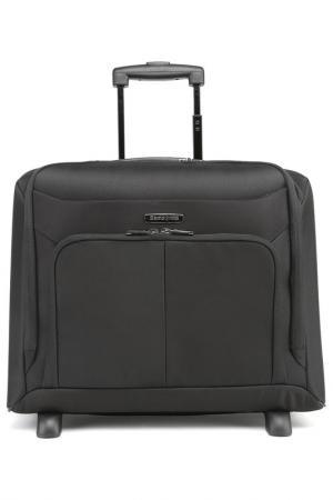 Компьютерная сумка Samsonite. Цвет: черный