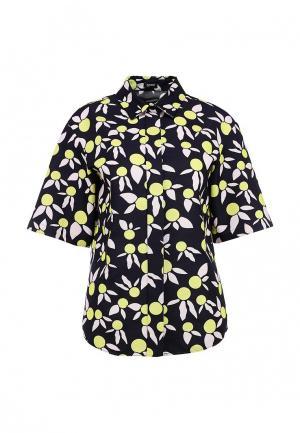 Блуза Jil Sander Navy. Цвет: разноцветный