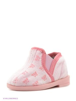 Тапочки Римал. Цвет: розовый