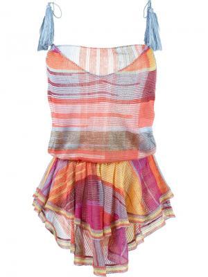 Knit top Cecilia Prado. Цвет: многоцветный