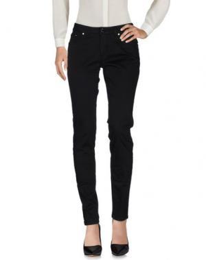 Повседневные брюки CAMOUFLAGE AR AND J.. Цвет: черный