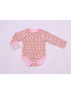 Боди batik. Цвет: розовый