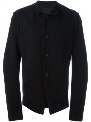 Куртка с удлиненными рукавами Lost & Found Ria Dunn. Цвет: чёрный