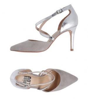 Туфли BIBI LOU. Цвет: светло-серый