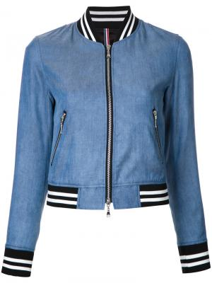 Куртка на молнии Guild Prime. Цвет: синий