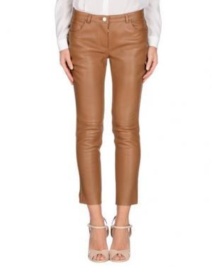 Повседневные брюки AMERICAN RETRO. Цвет: верблюжий