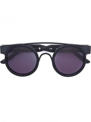 Sodapop I sunglasses Smoke X Mirrors. Цвет: чёрный