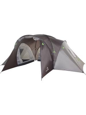 Палатка OUTVENTURE. Цвет: бежевый
