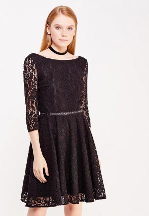 Платье Guess Jeans. Цвет: черный