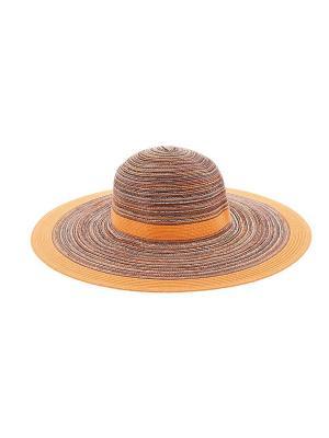 Шляпа R.Mountain. Цвет: оранжевый