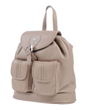 Рюкзаки и сумки на пояс J&C JACKYCELINE. Цвет: голубиный серый