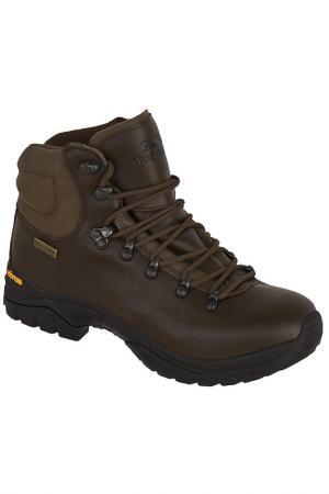 Ботинки Trespass. Цвет: коричневый