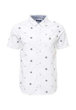 Рубашка Brave Soul. Цвет: белый