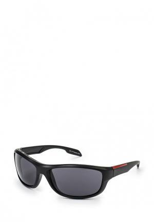 Очки солнцезащитные Image Color. Цвет: черный