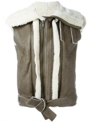 Куртка Groovy A.F.Vandevorst. Цвет: зелёный