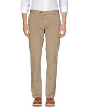 Повседневные брюки ORIGINAL VINTAGE STYLE. Цвет: песочный