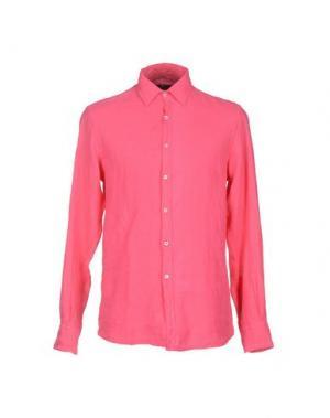 Pубашка I.D.I.B.. Цвет: фуксия
