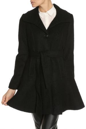 Пальто Jessica Simpson. Цвет: черный