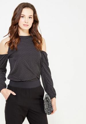 Блуза Cocos. Цвет: черный