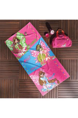 Пляжное полотенце, 75х150 TAC. Цвет: мультицвет