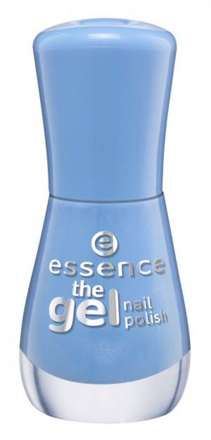 Лак для ногтей essence 93 Eclectic Blue. Цвет: 93 eclectic blue