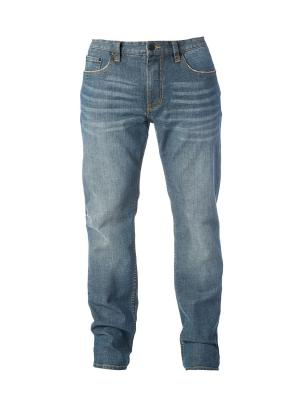 Джинсы  RELAXED DENIM Rip Curl. Цвет: синий