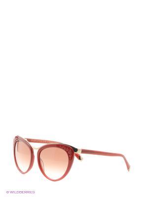 Солнцезащитные очки Enni Marco. Цвет: красный