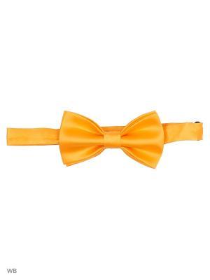 Бабочка Stilmark. Цвет: желтый